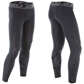2XU Accelerate Compression Juoksuhousut Miehet, black/nero